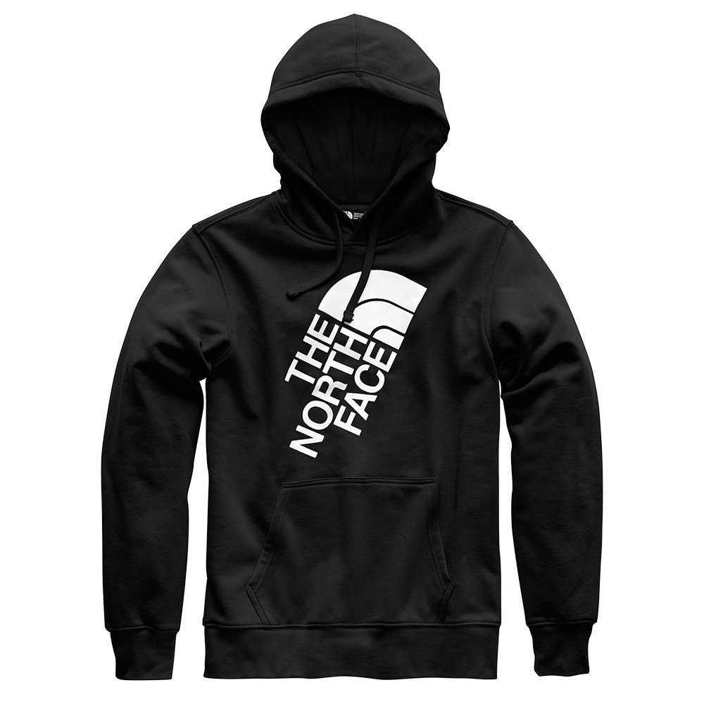 The North Face Jumbo Half Dome Hoodie (Men's) - Black/White