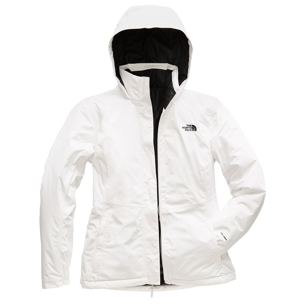 The North Face Resolve Insulated Ski Jacket (Women's) - White