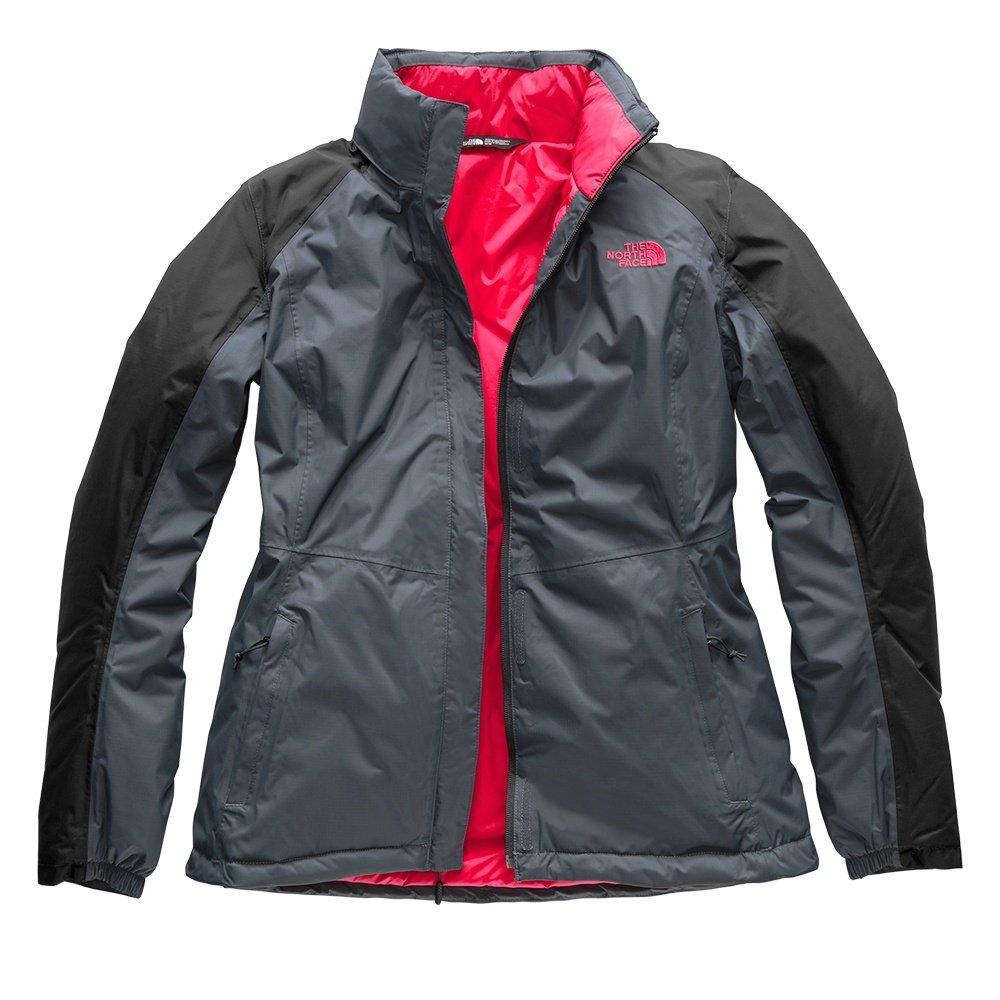 The North Face Resolve Insulated Ski Jacket (Women's) - Vanadis Grey/Asphalt Grey