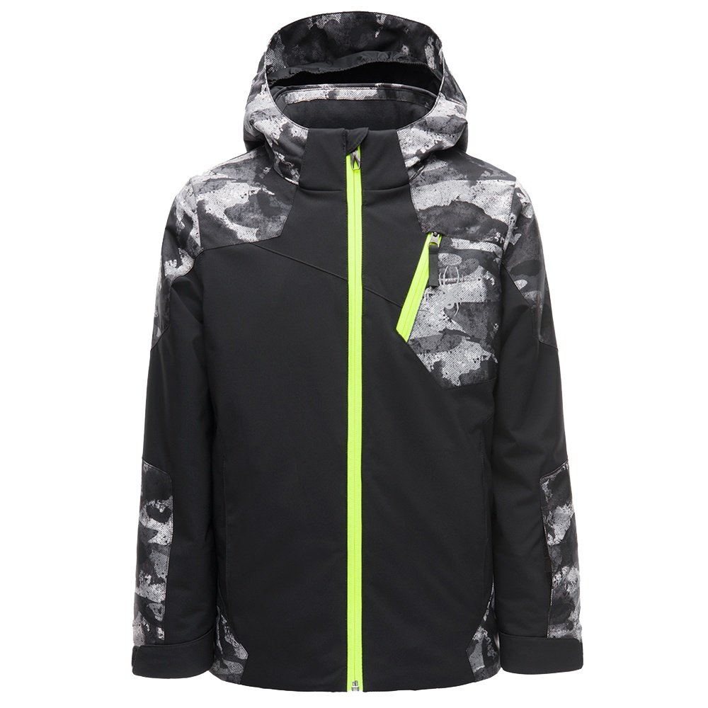 Spyder Chambers Insulated Ski Jacket (Boys') -