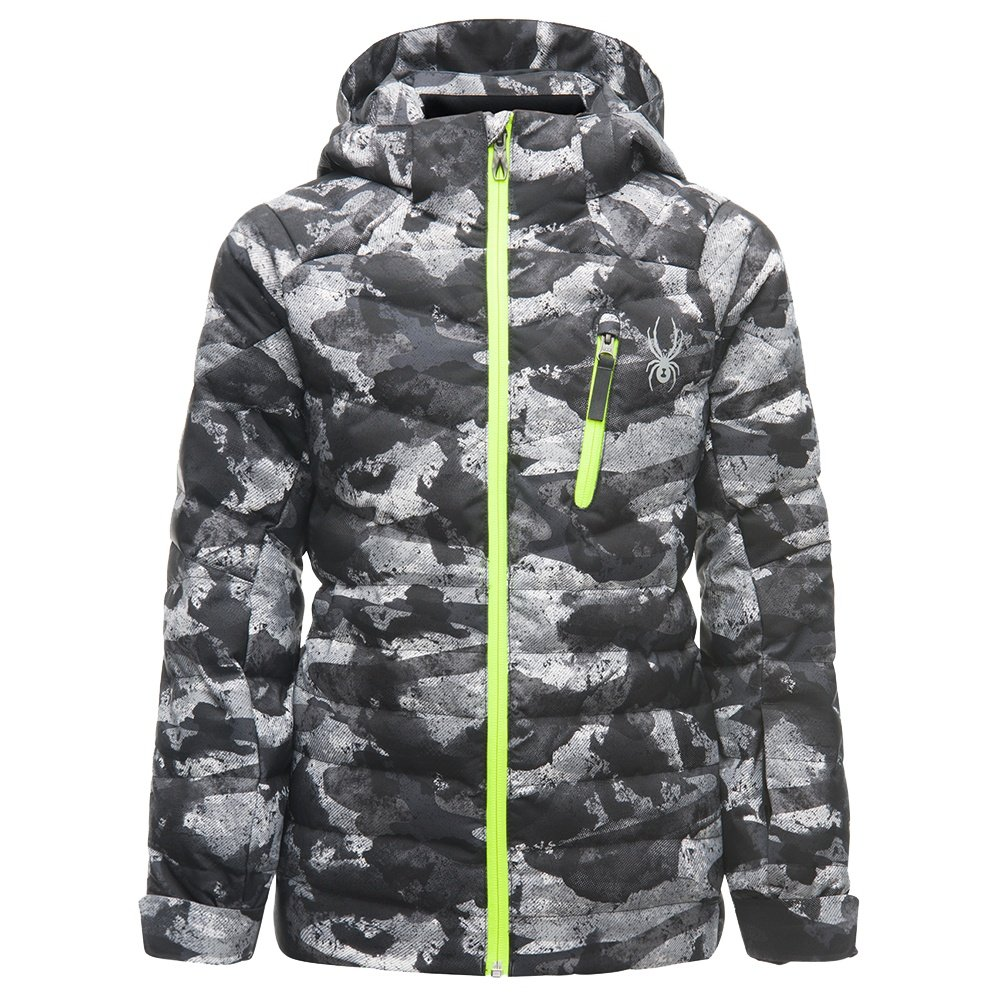 Spyder Impulse Synthetic Down Ski Jacket (Boys') -