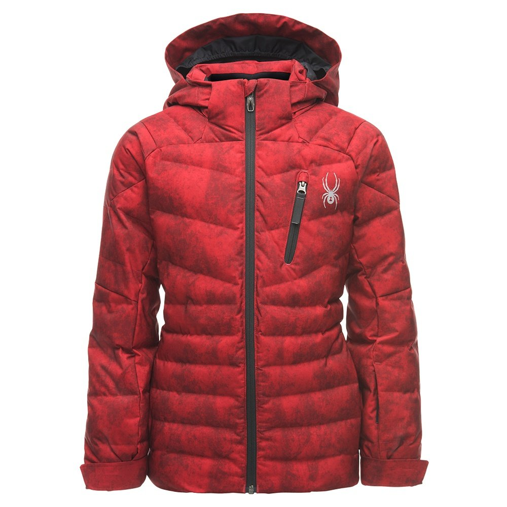 7a40ac586 Spyder Impulse Synthetic Down Ski Jacket (Boys )