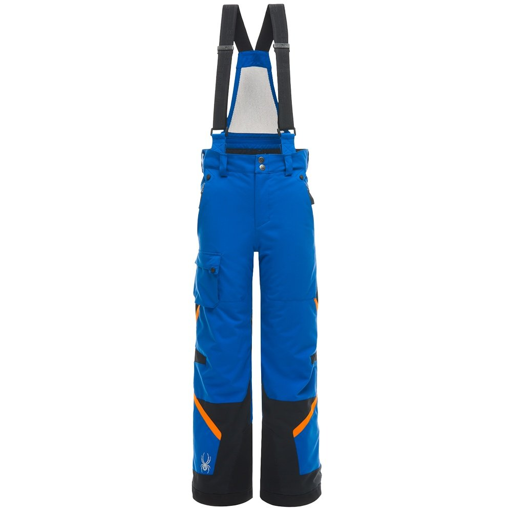 Spyder Tordrillo GORE-TEX Insulated Ski Pant (Boys') - Turkish Sea/Black/Exuberance
