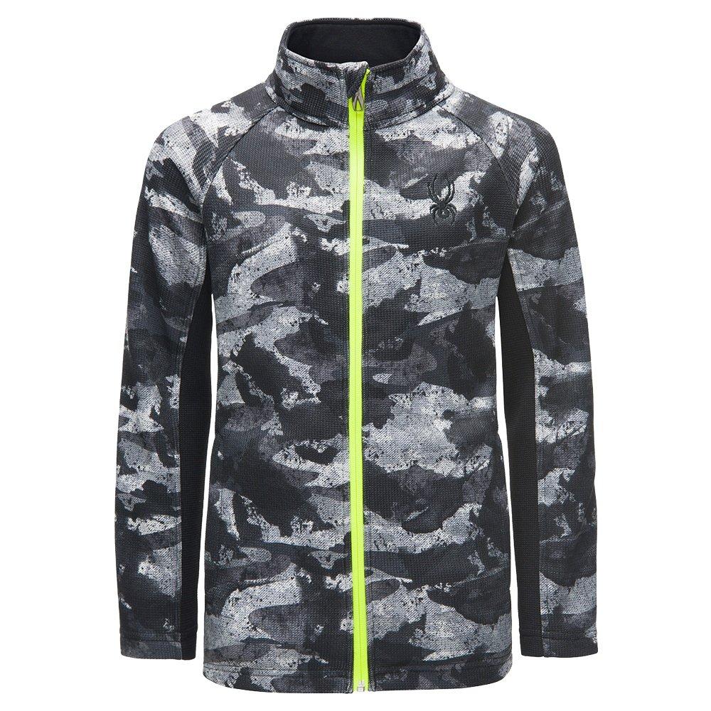 Spyder Constant Full Zip Stryke Jacket (Boys') -