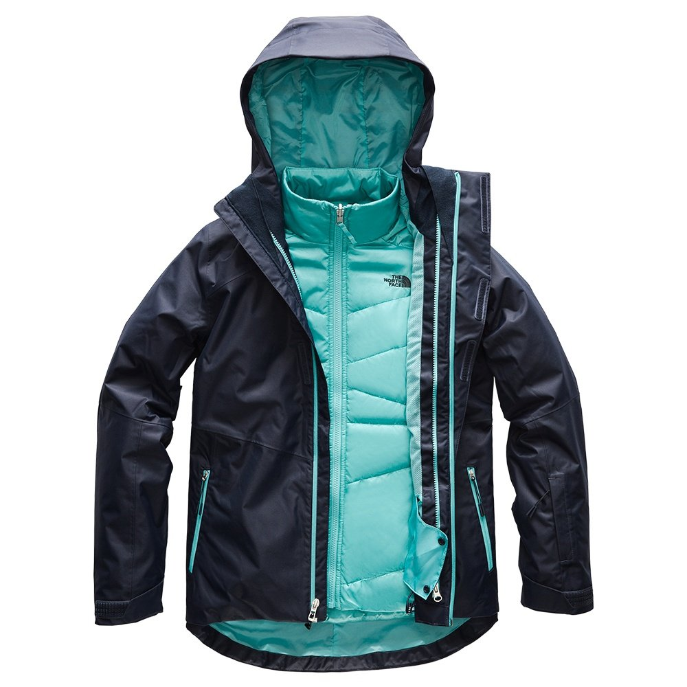 The North Face Clementine Triclimate Ski Jacket (Women's) - Urban Navy