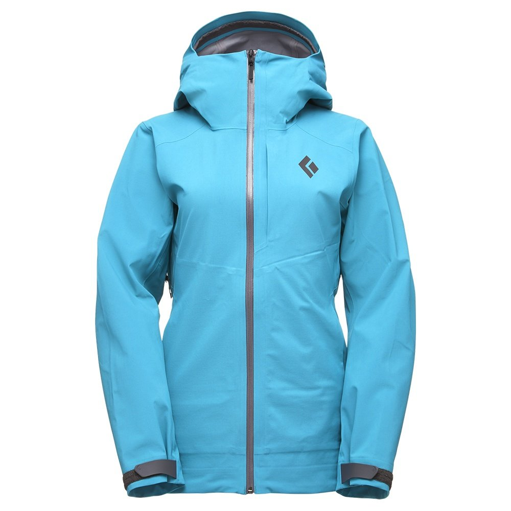Black Diamond Recon Stretch Ski Shell Jacket (Women's) - Ocean