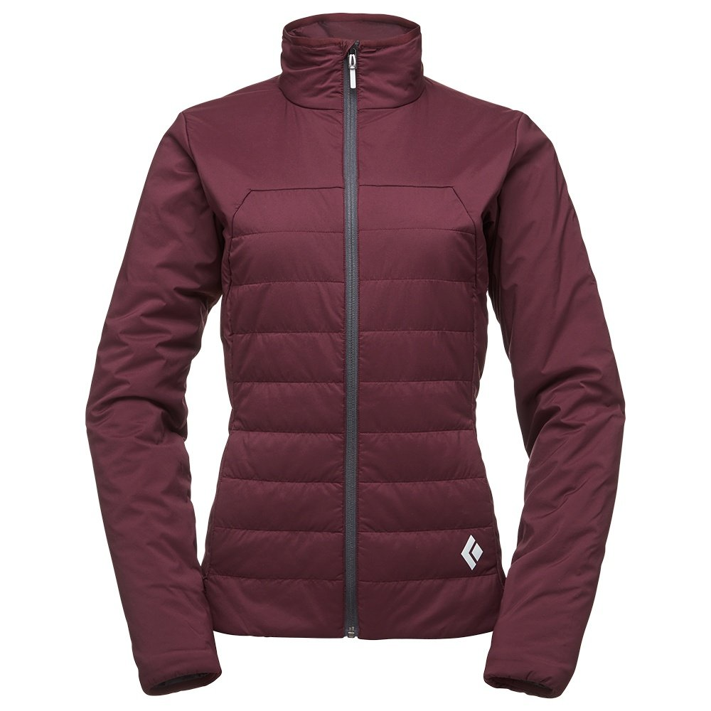 Black Diamond First Light Insulator Jacket (Women's) - Bordeaux