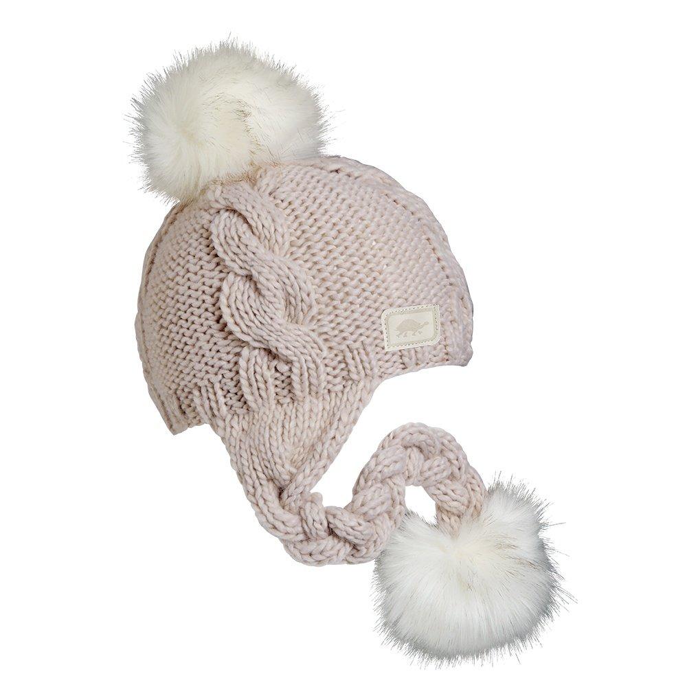 Turtle Fur Lauren Earflap Hat (Women's) - Petal