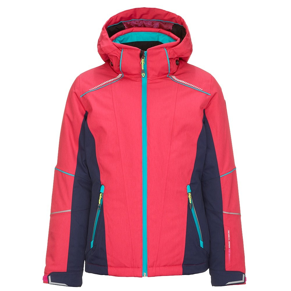Killtec Jody Insulated Ski Jacket (Girls') - Pink