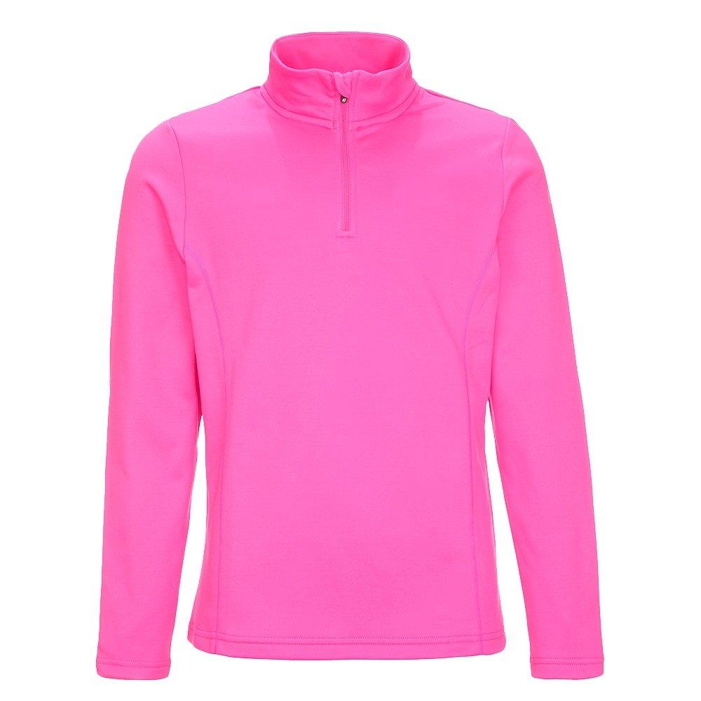 Killtec Amali 1/4-Zip Fleece Mid-Layer (Girls') - Neon Pink