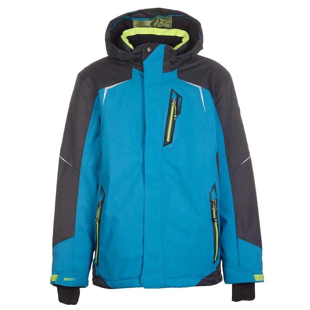 Killtec Yuro Insulated Ski Jacket (Boys') - Blue