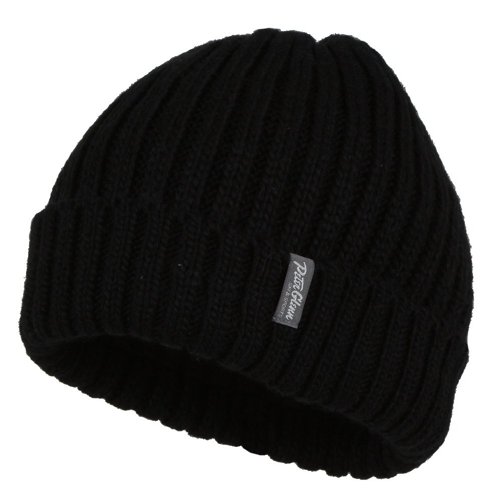 Bula Woods Beanie (Men's) - Black