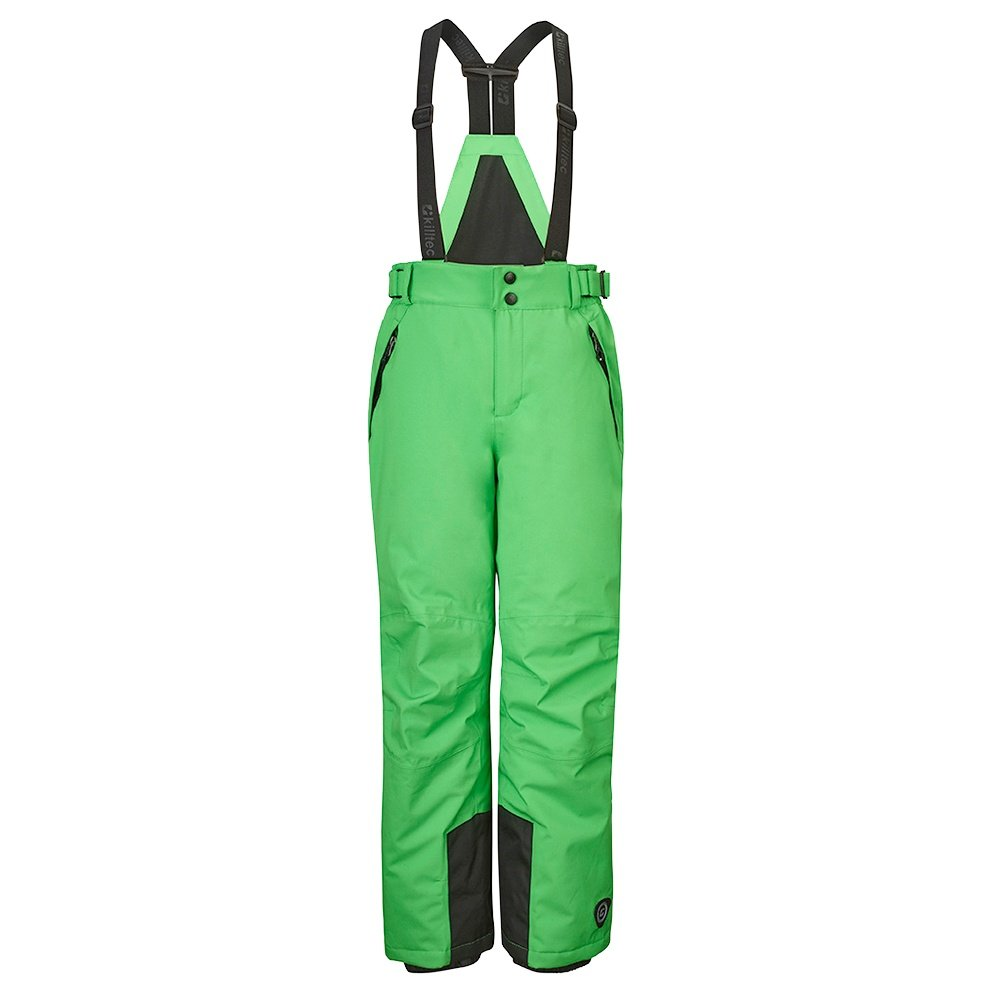 Killtec Guaror Insulated Ski Pant (Boys') - Gree