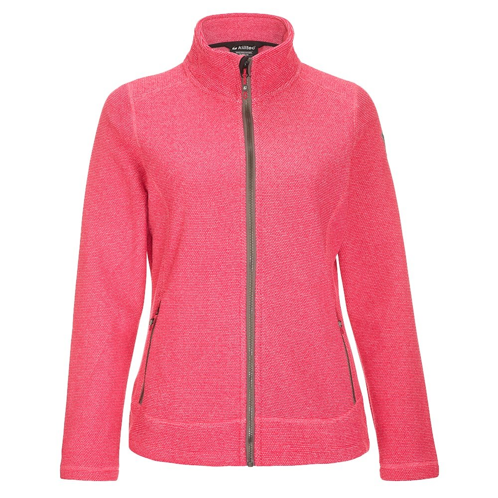 Killtec Midga Fleece Jacket (Women's) - Fuchsia