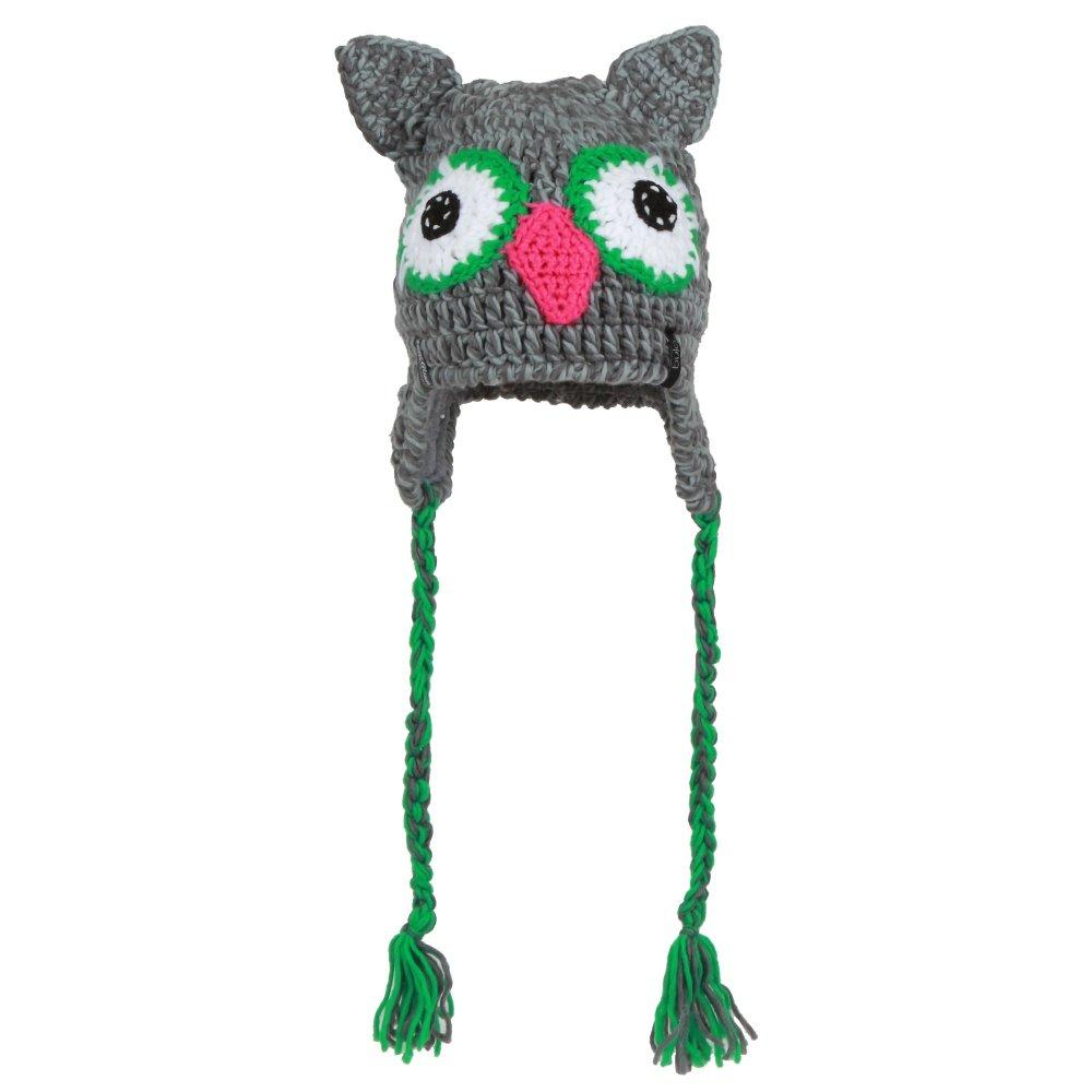 Bula Puppet Peruvian Hat (Kids') - Owl