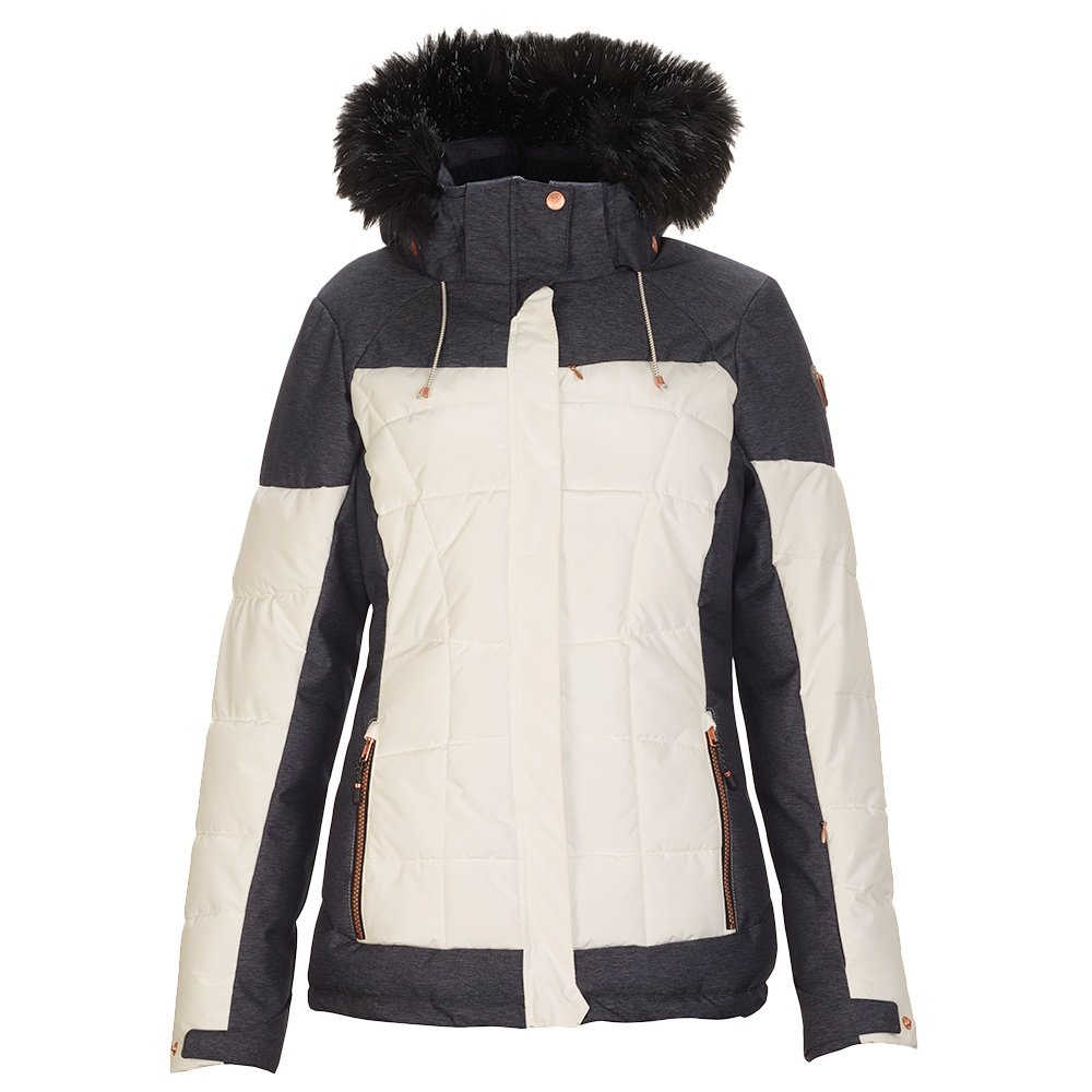 Killtec Embla Insulated Ski Jacket (Women's) - Off White