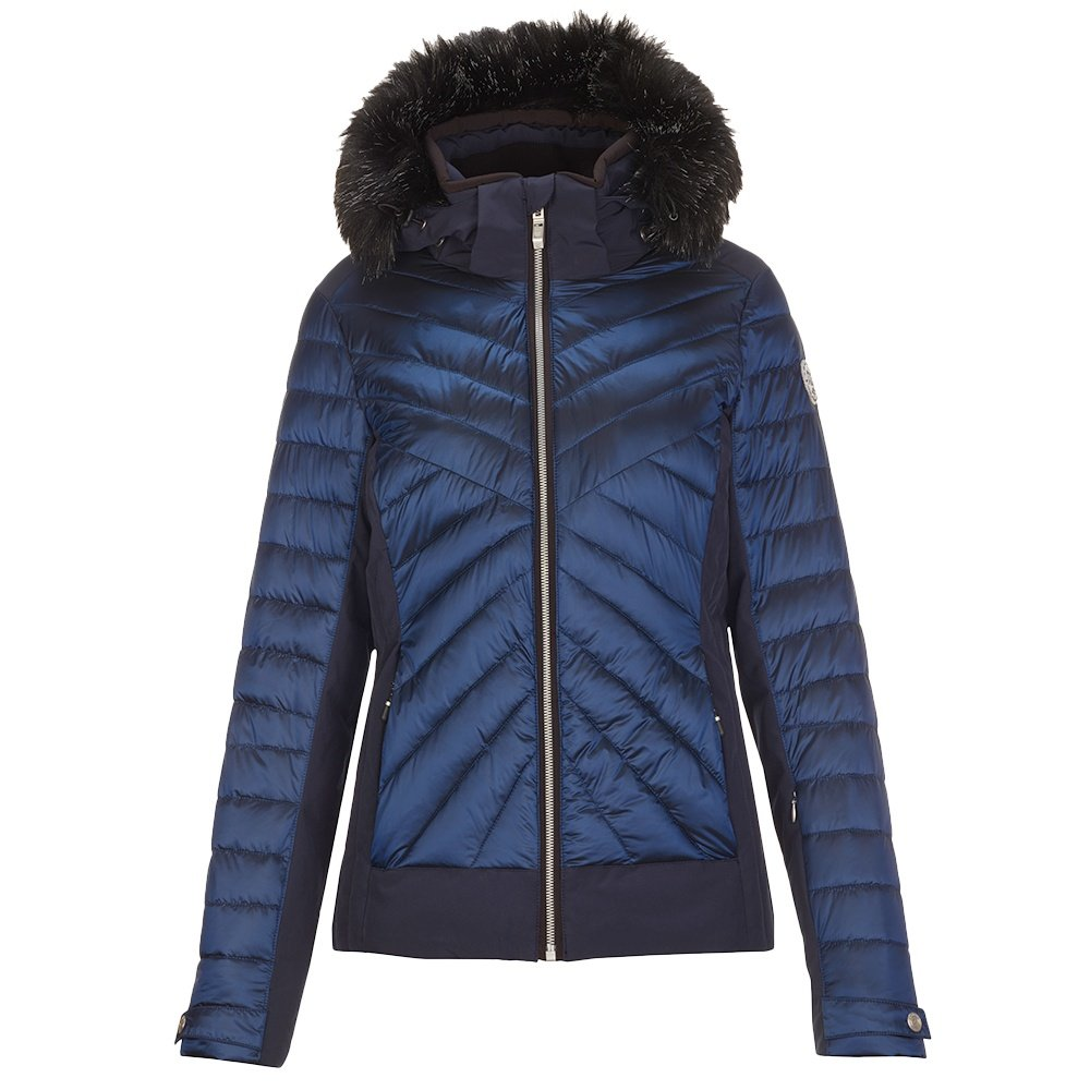 Killtec Khya Insulated Ski Jacket (Women's) - Blue