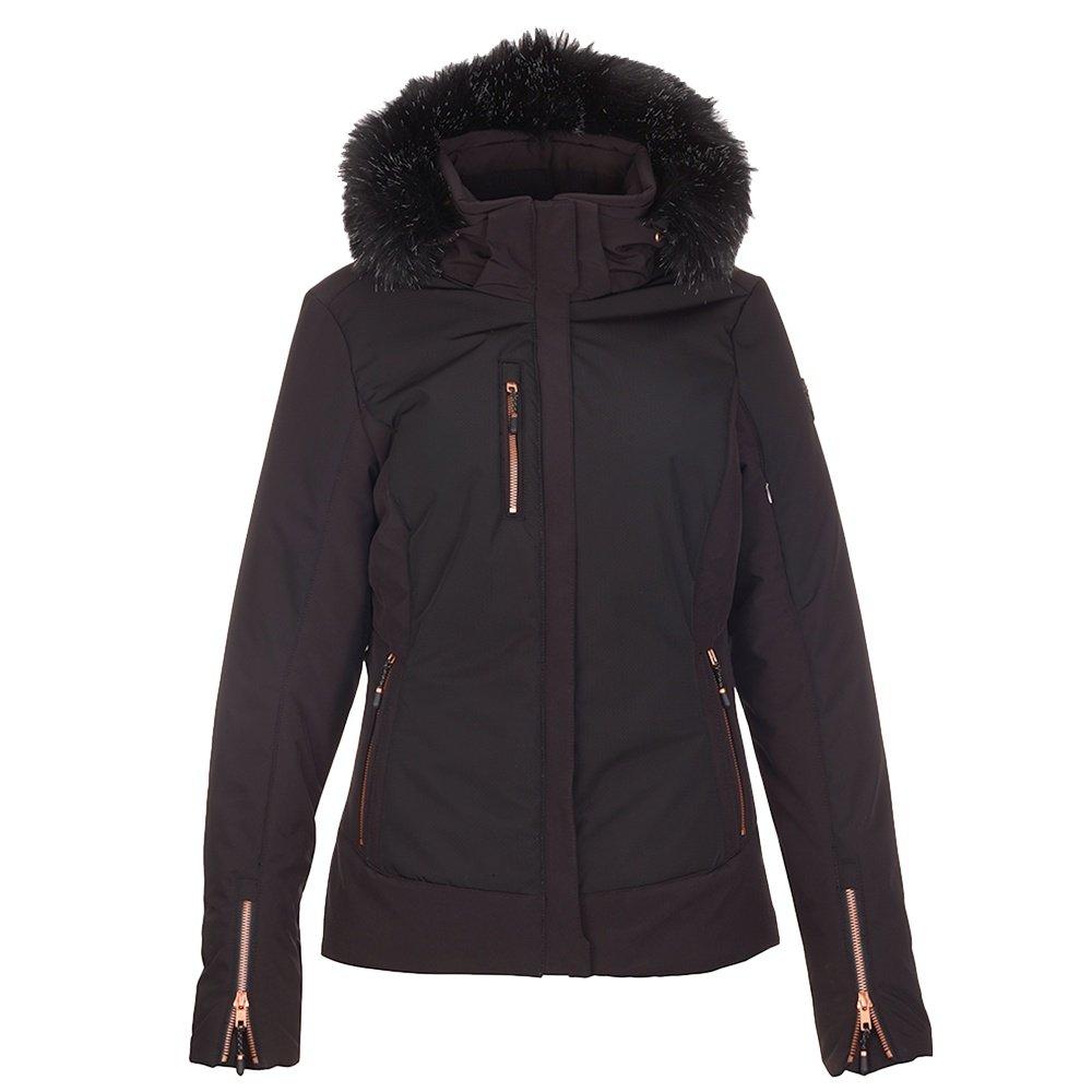 Killtec Elanora Insulated Plus Ski Jacket (Women's) - Black