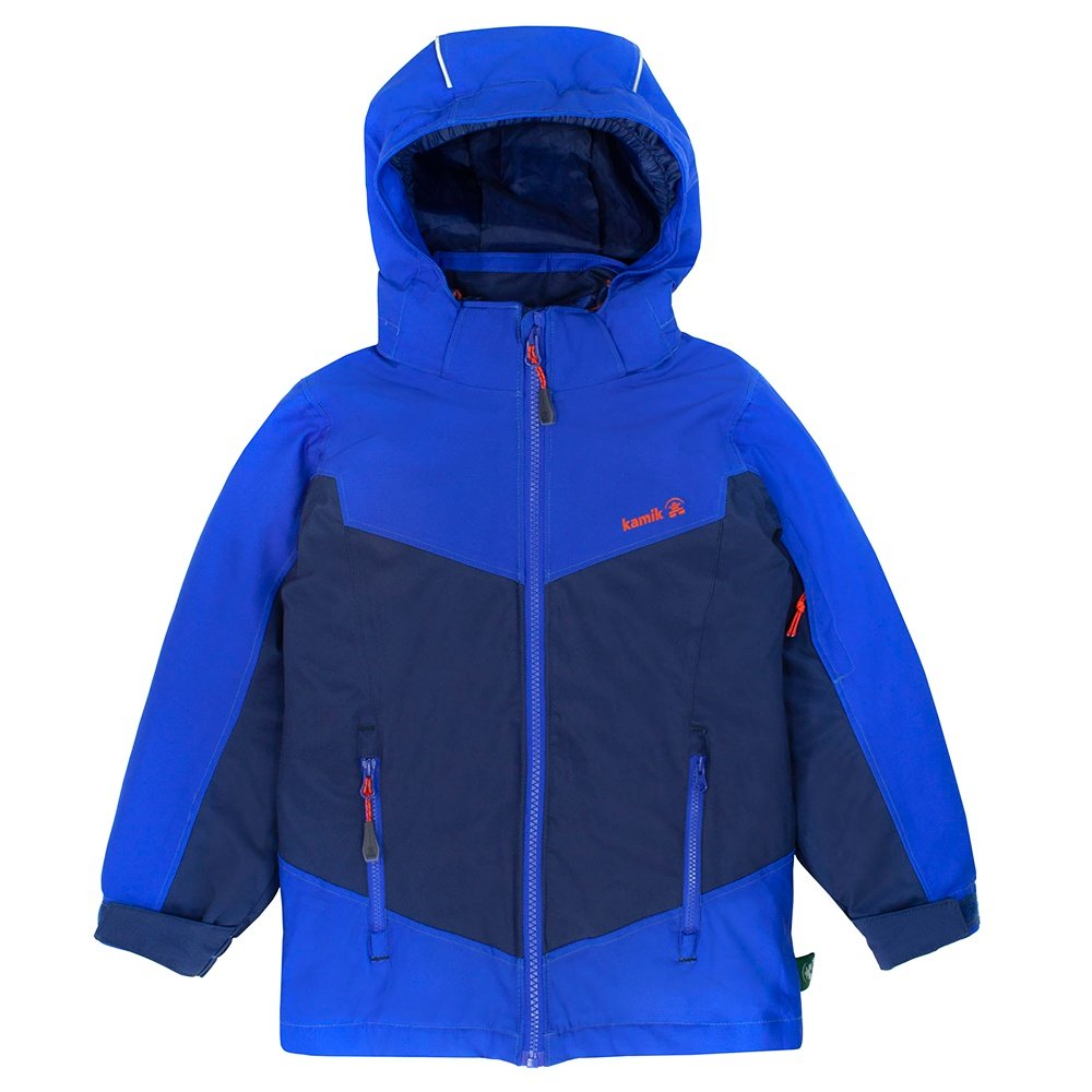 Kamik Ty Down 3-in-1 Ski Jacket (Boys') - Royal/Navy