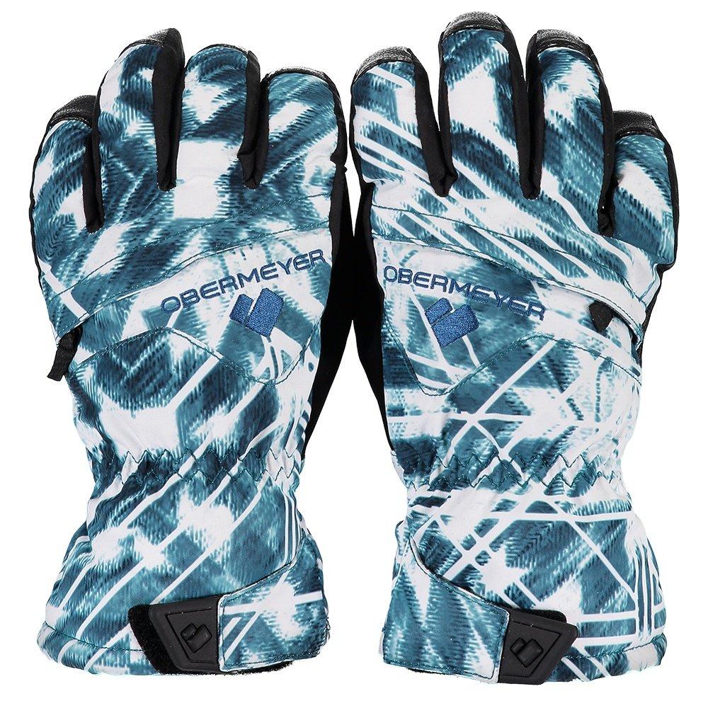 Obermeyer Lava Glove (Kids') - Southwest Blues