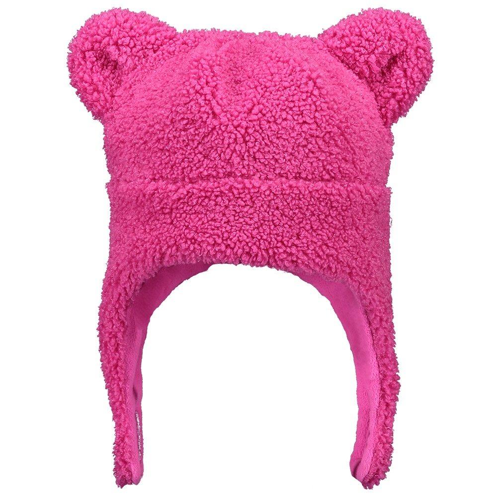 Obermeyer Ted Fur Hat (Little Kids') - Berried Treasure