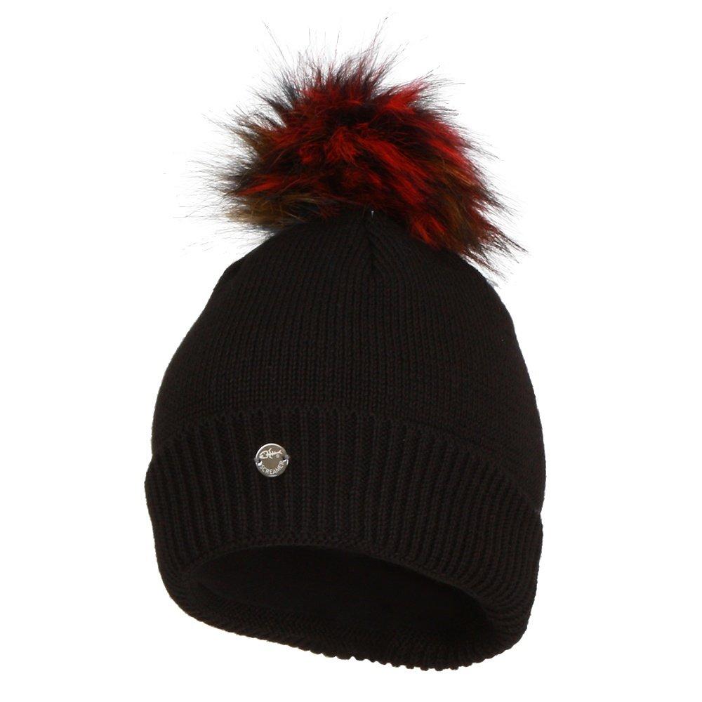 Screamer Isabella Rollup Hat (Women's) - Black