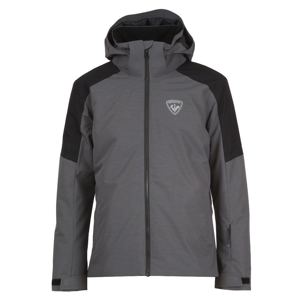 Rossignol Grade Insulated Ski Jacket (Men's) - Heather Black