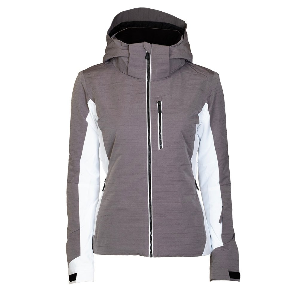 Rossignol Grade Insulated Ski Jacket (Women's) - Heather Grey