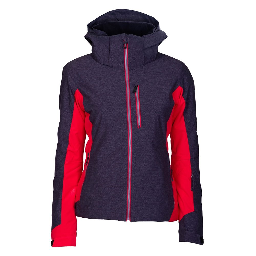 Rossignol Grade Insulated Ski Jacket (Women's) - Heather Blue