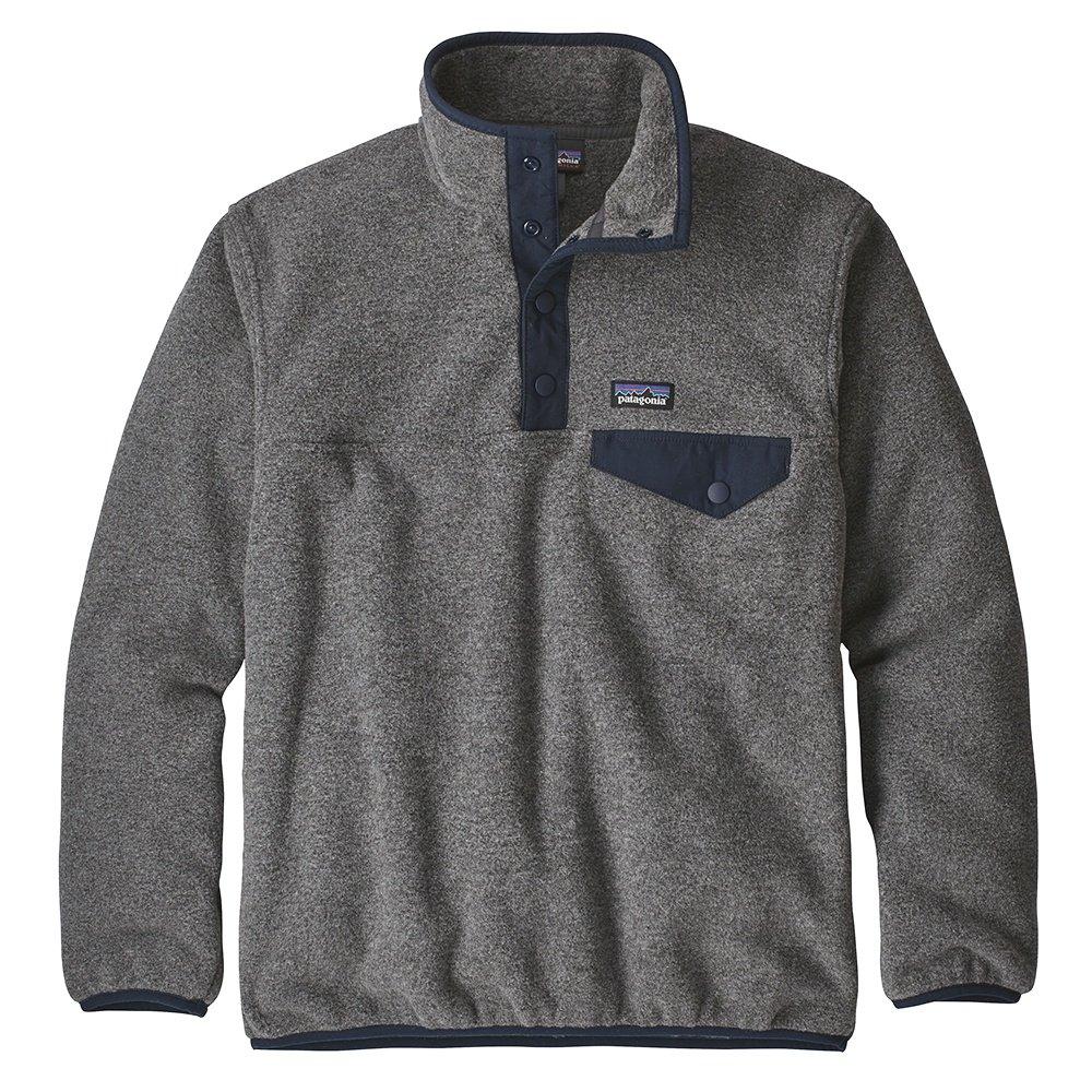 Patagonia Lightweight Synchilla Snap-T Pullover Fleece (Boys') -