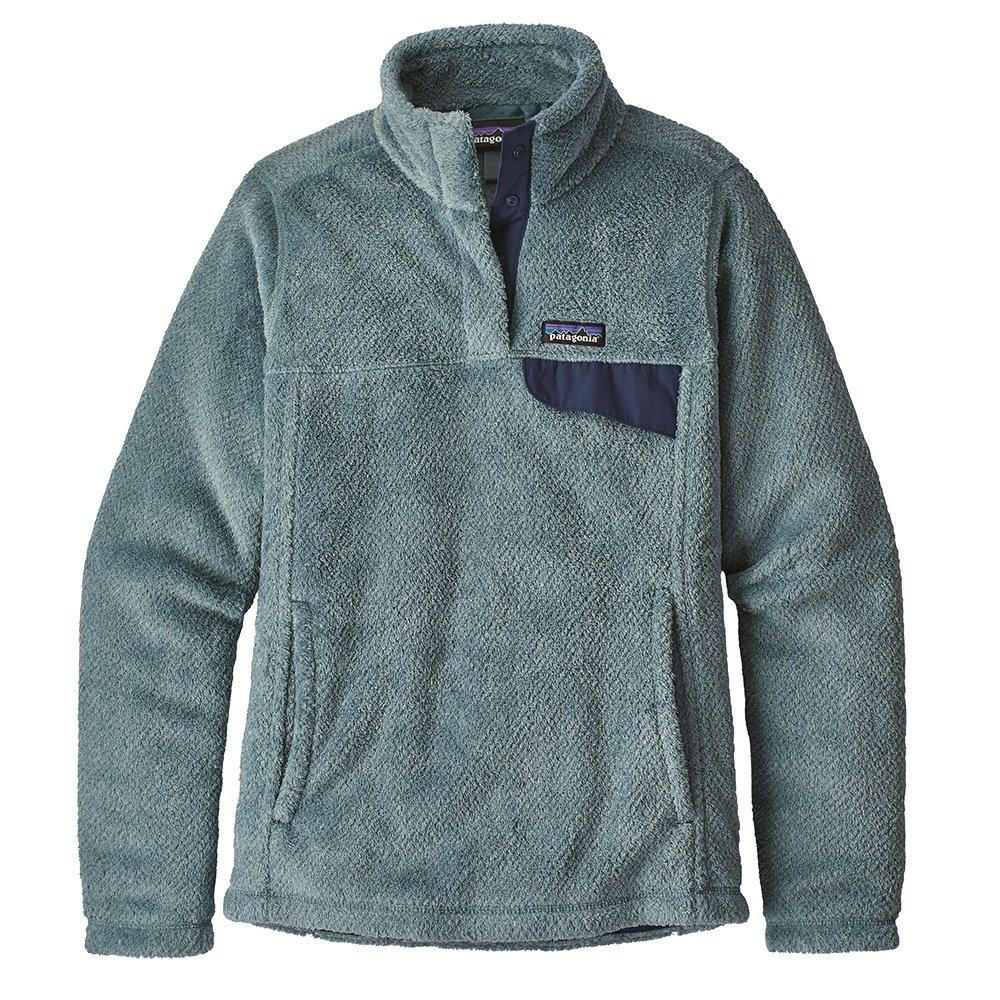 Patagonia Re-Tool Snap-T Fleece Pullover (Women's) - Shadow Blue/Cadet Blue