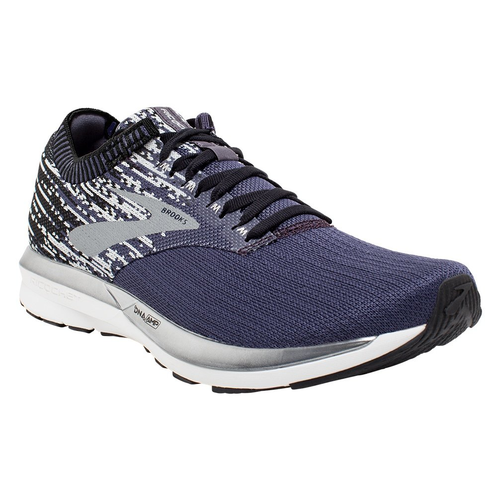 Brooks Ricochet Running Shoe (Men's) - Greystone/Navy/Grey