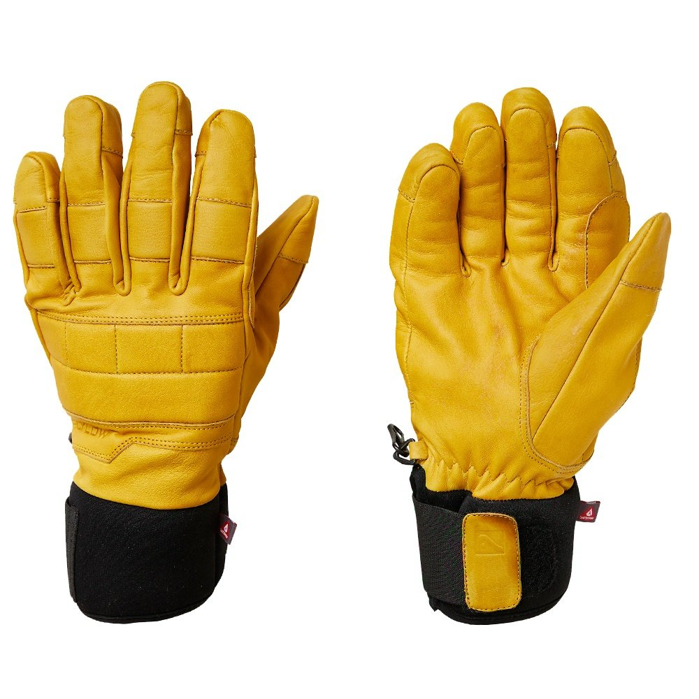 Flylow Savage Insulated Ski Gloves (Men's) - Natural