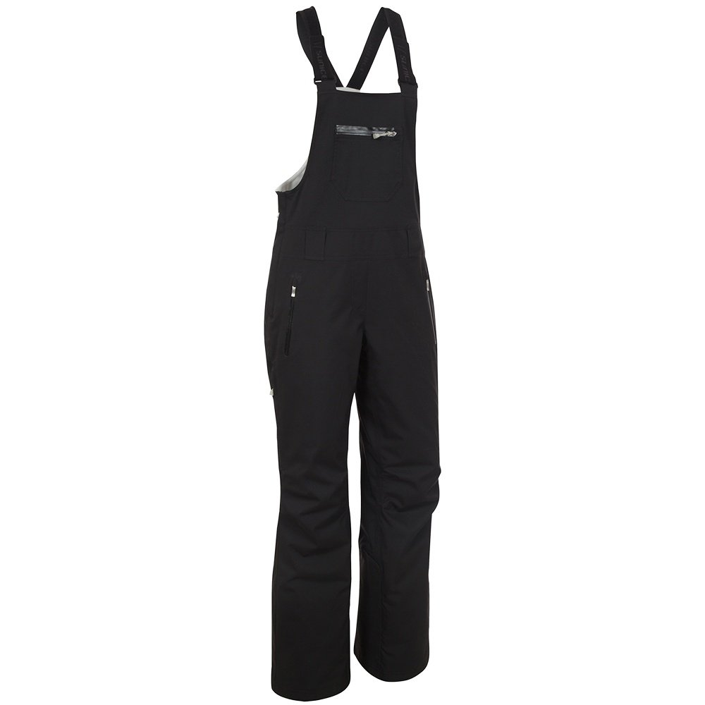 Sunice Roxanna Overall Insulated Ski Pant (Women's) - Black