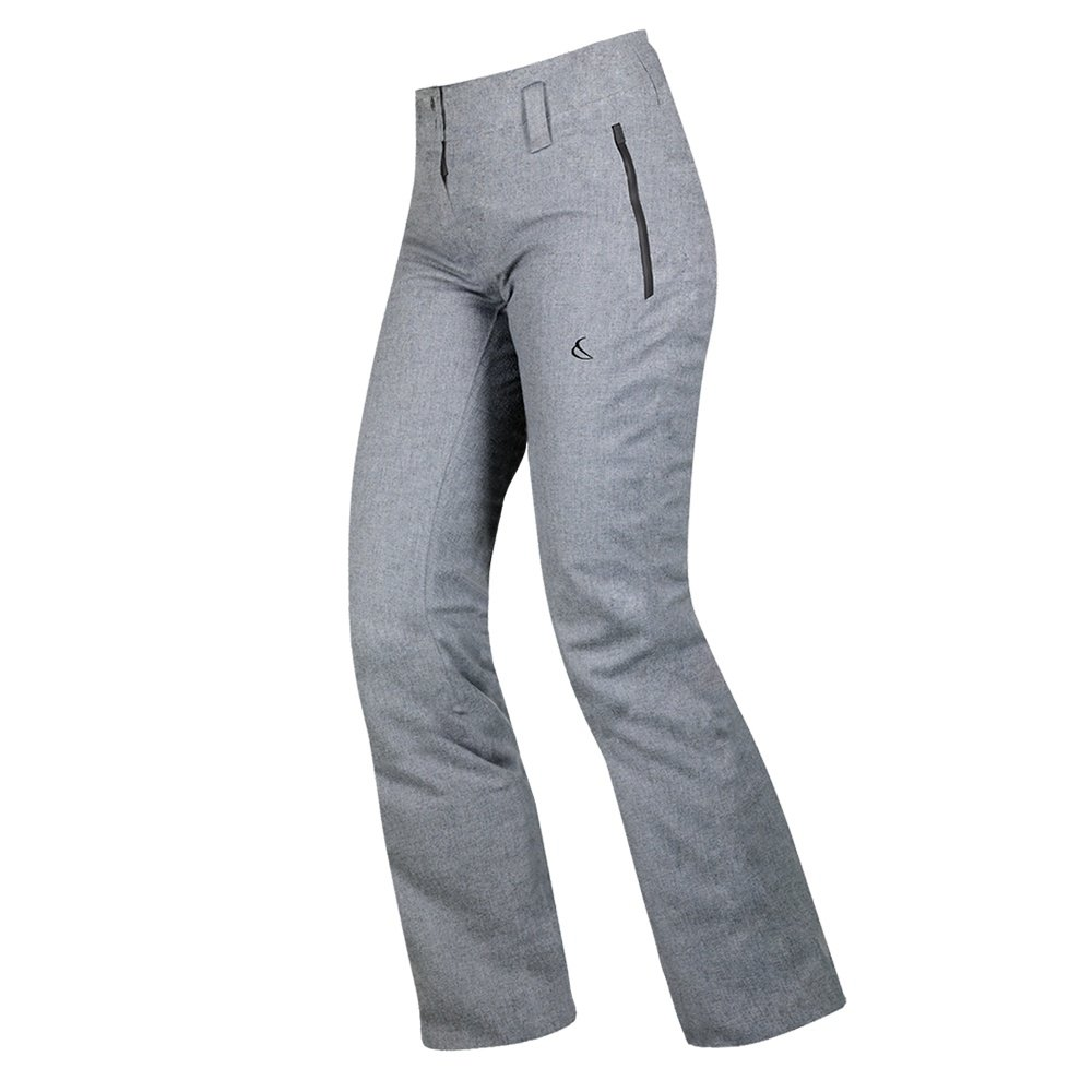 Capranea Casanna Wool Insulated Ski Pant (Women's) - Frost Gray