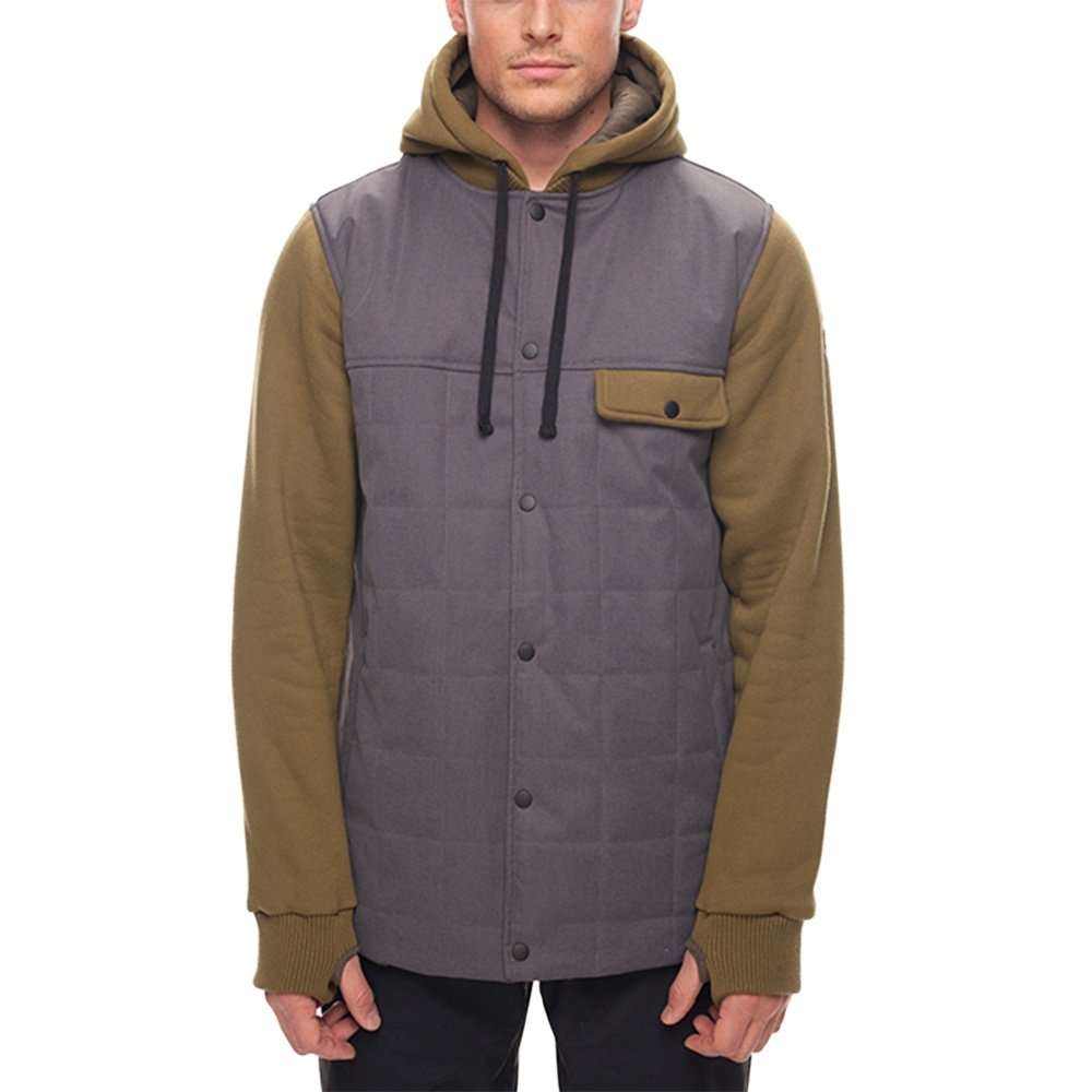 686 Bedwin Insulated Snowboard Jacket (Men's) - Fatigue