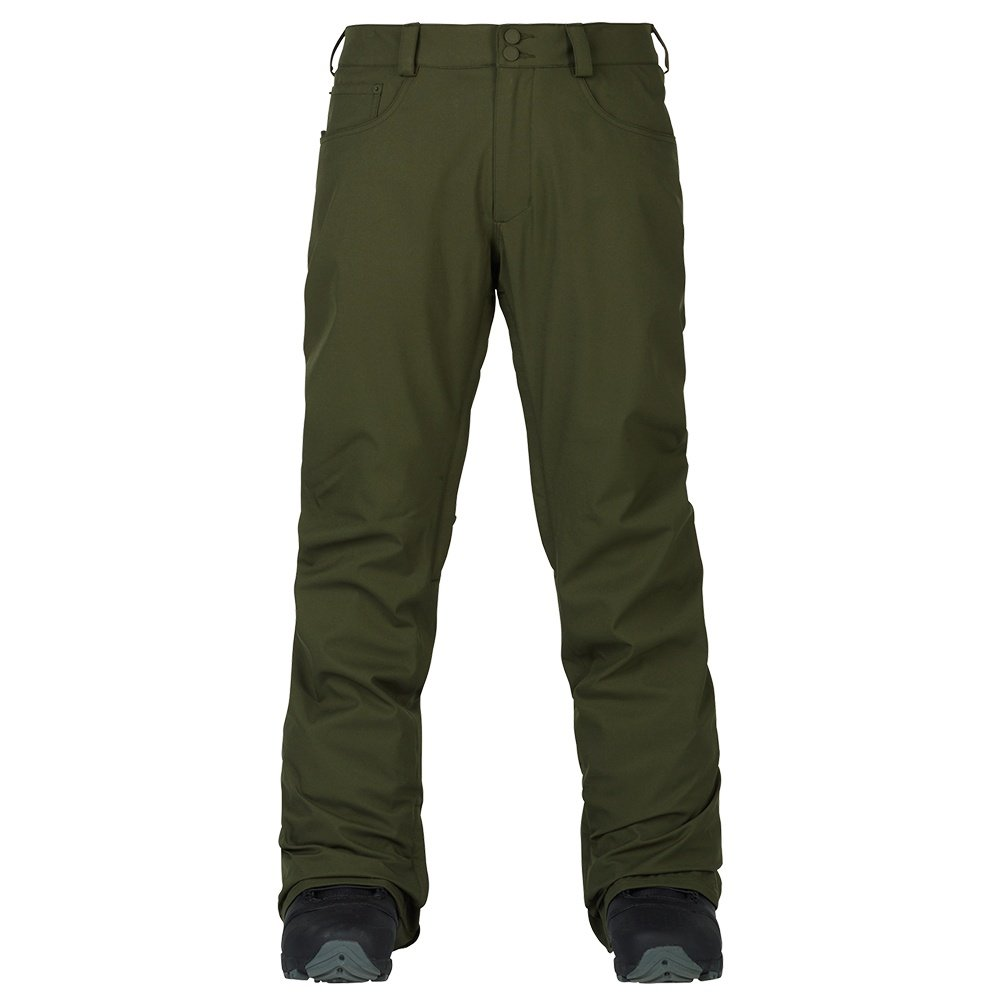 Burton Greenlight Shell Snowboard Pant (Men's) - Forest Night
