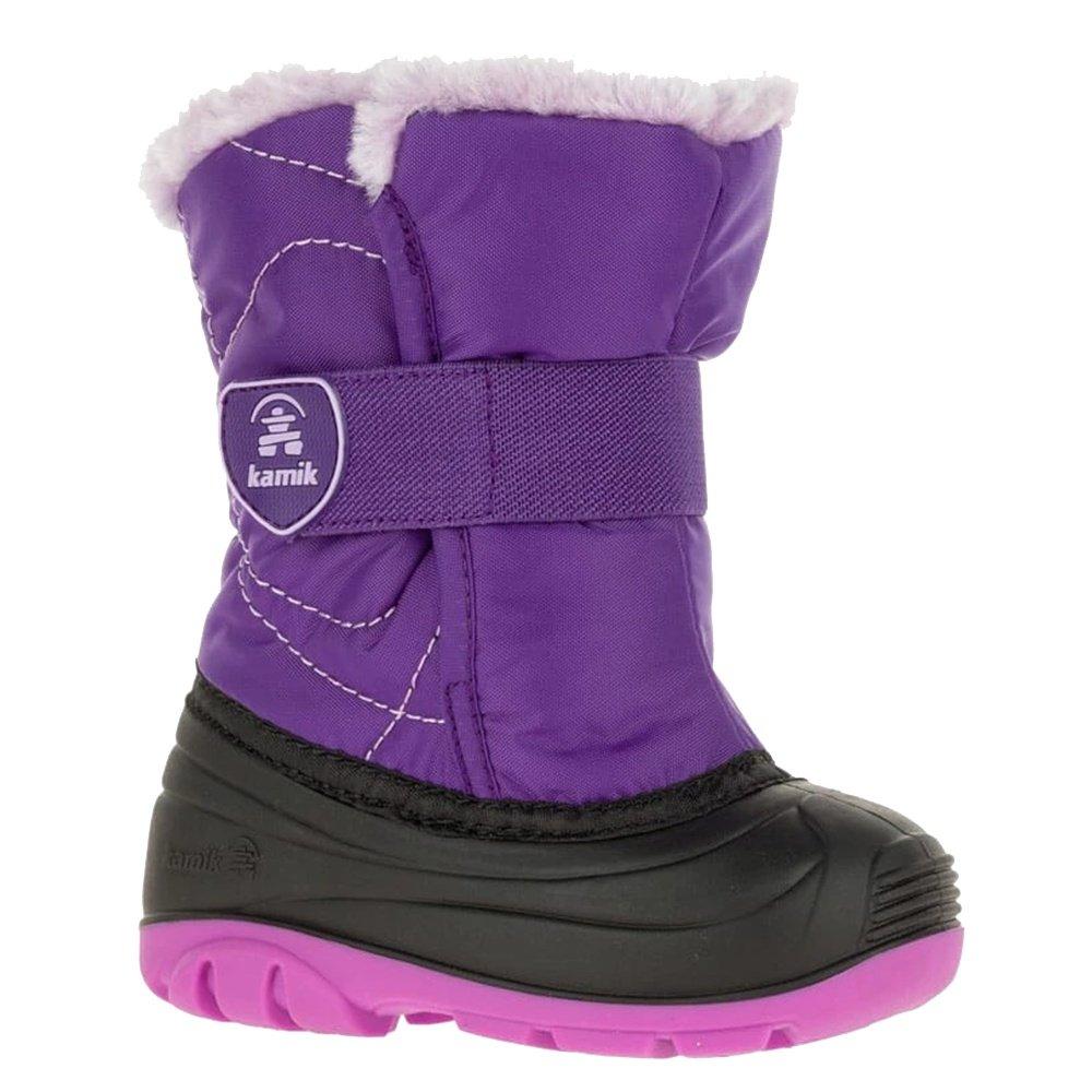 Kamik Snowbug F Winter Boot (Kids') - Purple