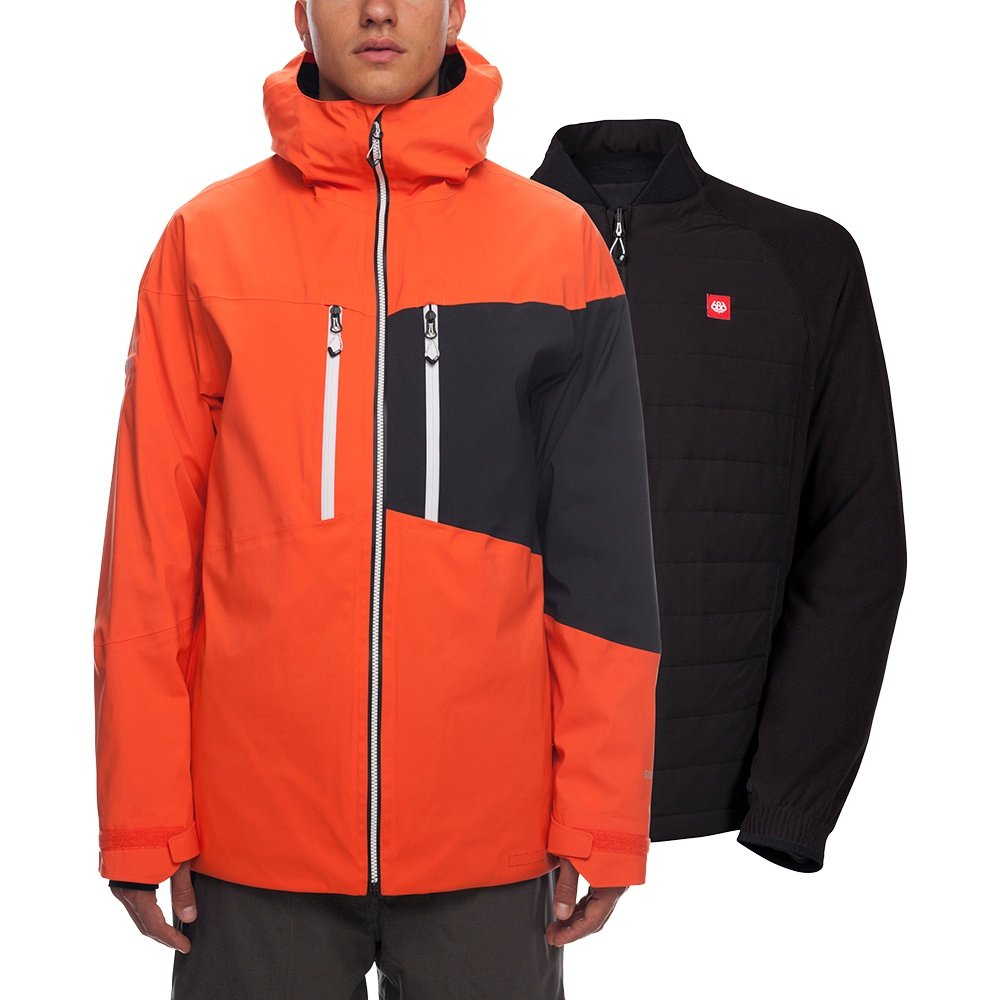 686 Smarty Weapon GORE-TEX 3-in-1 Snowboard Jacket (Men's) -