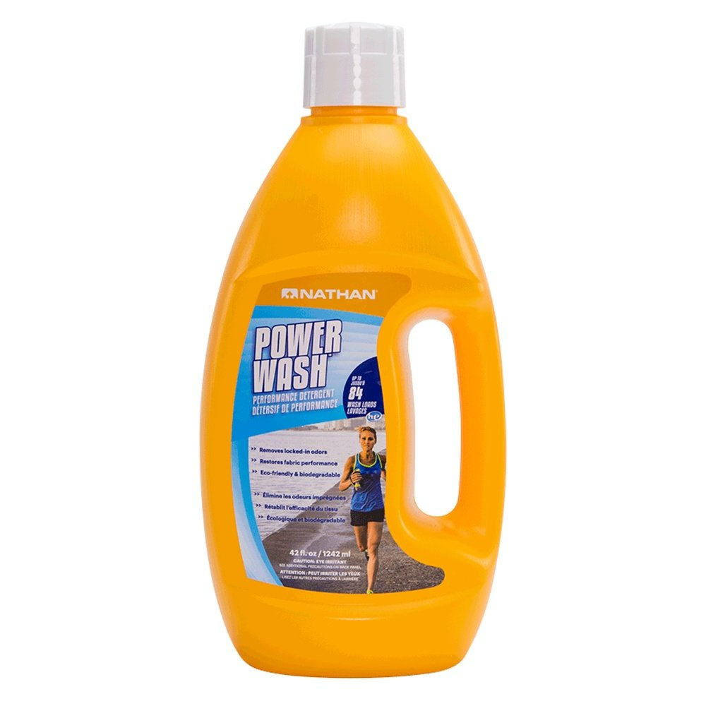 Nathan Power Wash 42oz Detergent Run Appeal
