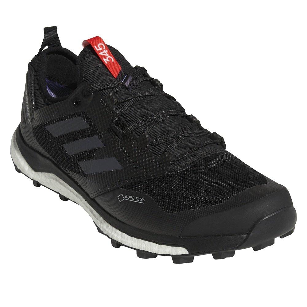 Adidas Terrex Agravic XT GORE-TEX Trail Running Shoe (Men's) - Black/Grey/Hi-Res Red