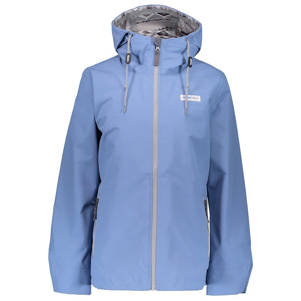Obermeyer No 4 Shell Ski Jacket (Women's) - Storm Squall