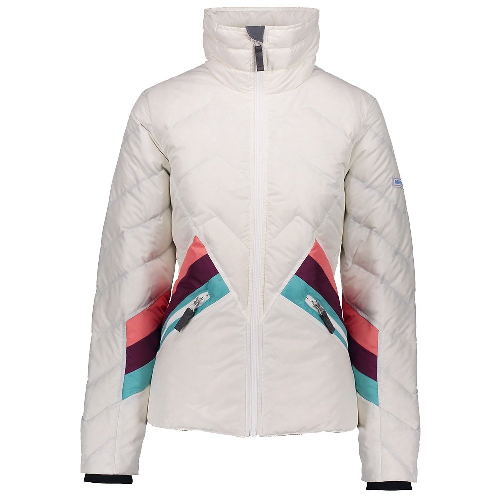 Obermeyer Dusty Down Ski Jacket (Women's) - Quartz