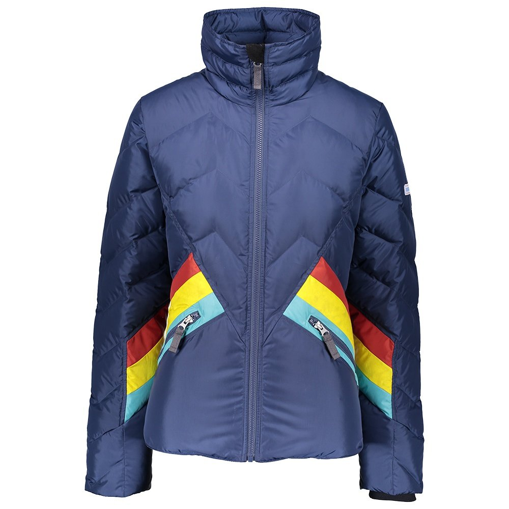 Obermeyer Dusty Down Ski Jacket (Women's) - Trident