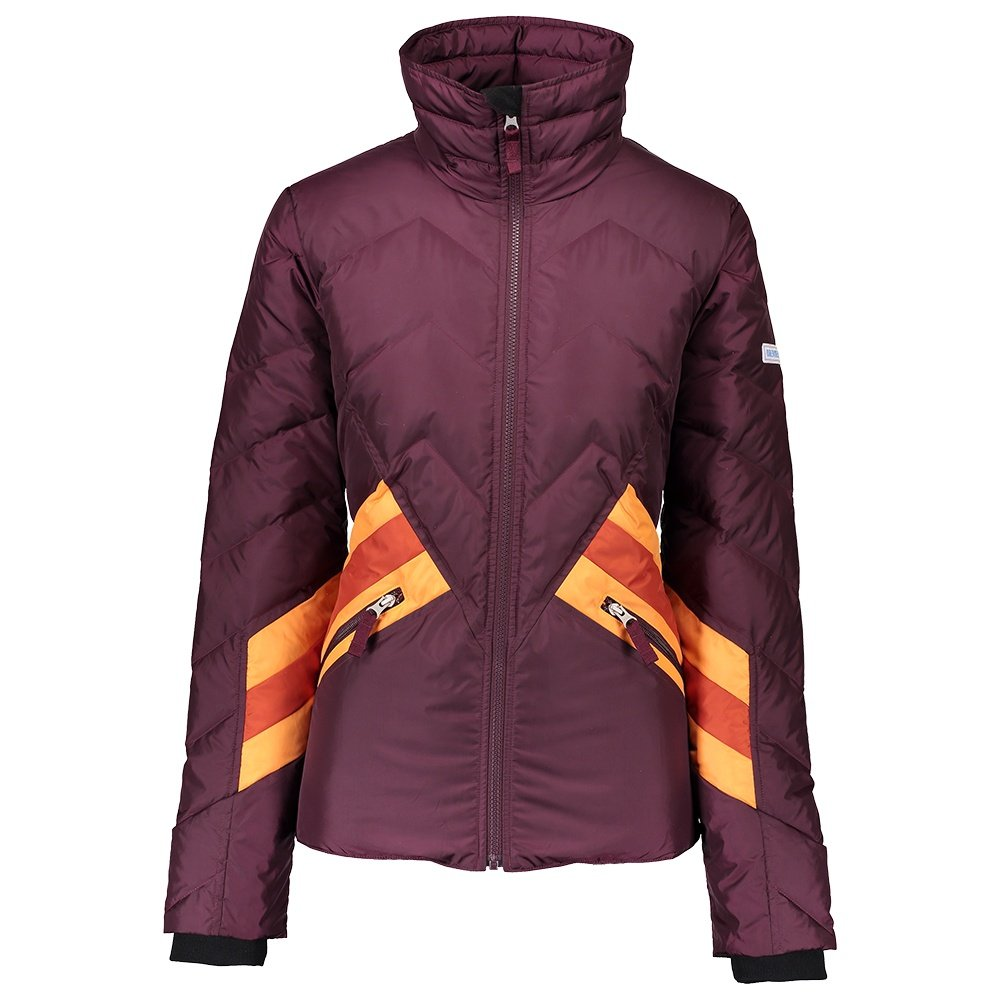 Obermeyer Dusty Down Ski Jacket (Women's) - Wine Not