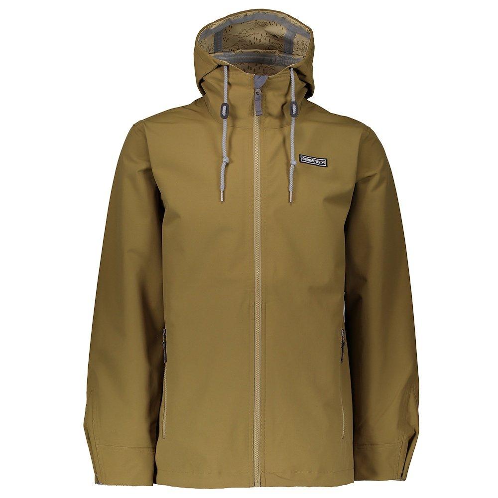 Obermeyer No 4 Shell Ski Jacket (Men's) - Python