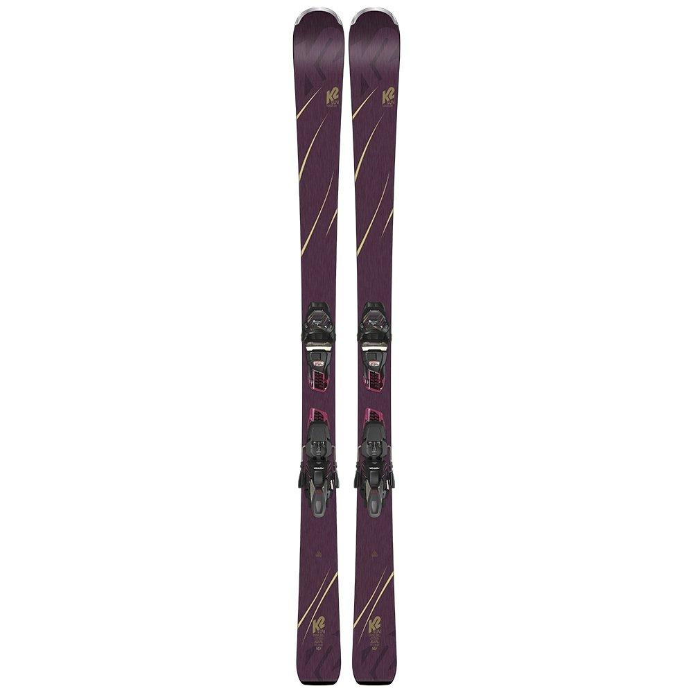 K2 Tough Luv Ski System with ER3 11 TCx Bindings (Women's) -