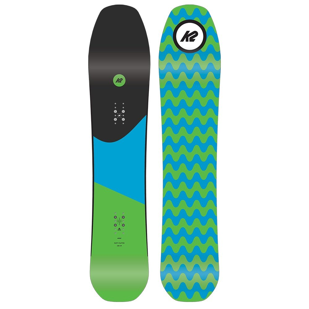 K2 Party Platter Snowboard (Men's) - 150