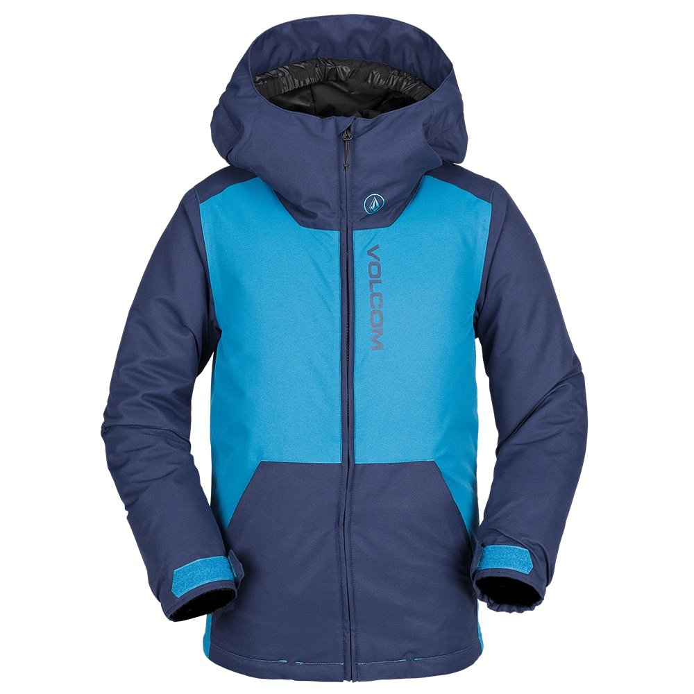 Volcom Vernon Insulated Snowboard Jacket (Boys') - Blue