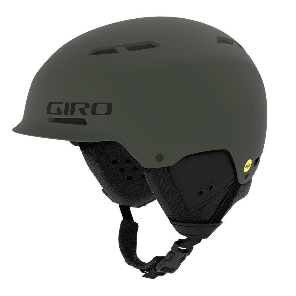 Giro Trig MIPS Helmet (Men's) - Matte Olive/Black
